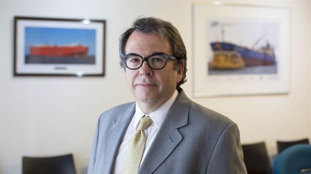 """José Pablo Elverdin: """"Comenzamos a reivindicar el rol estratégico de la marina mercante"""""""